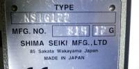 Shima Seiki NSIG122SV, 2010 год, 12 класc