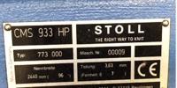 Stoll CMS 933HP 5 и 7 класc, 2010 год, 2 машины